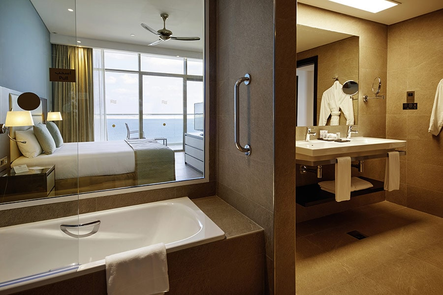 Jr. Suite with sea view