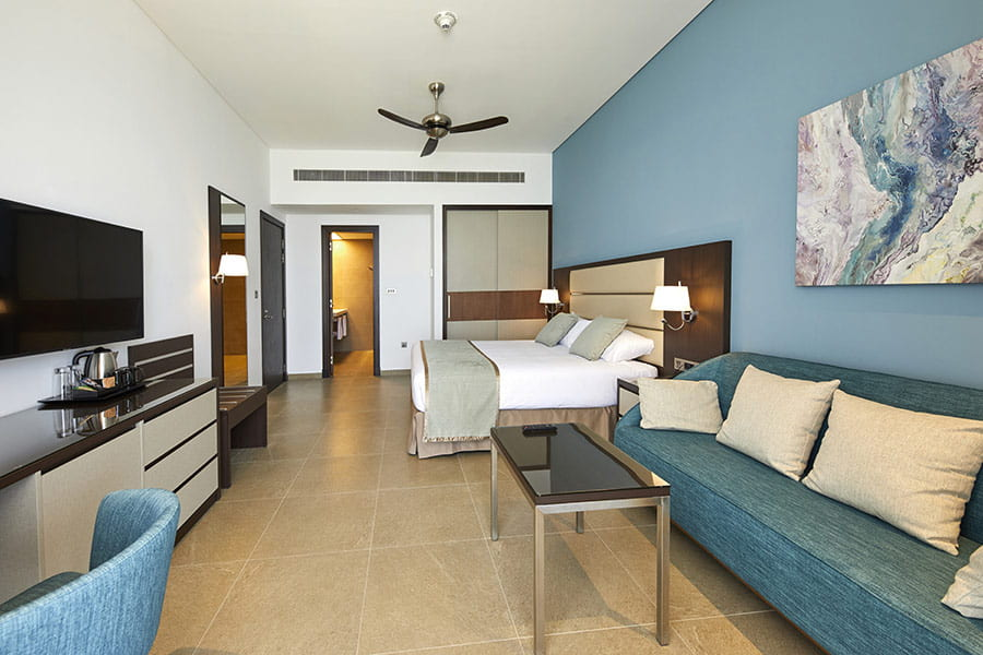 Presidencial Suite with sea view
