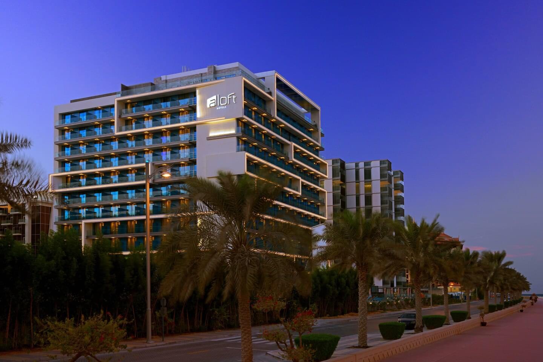 ALOFT PALM Jumeirah 4*