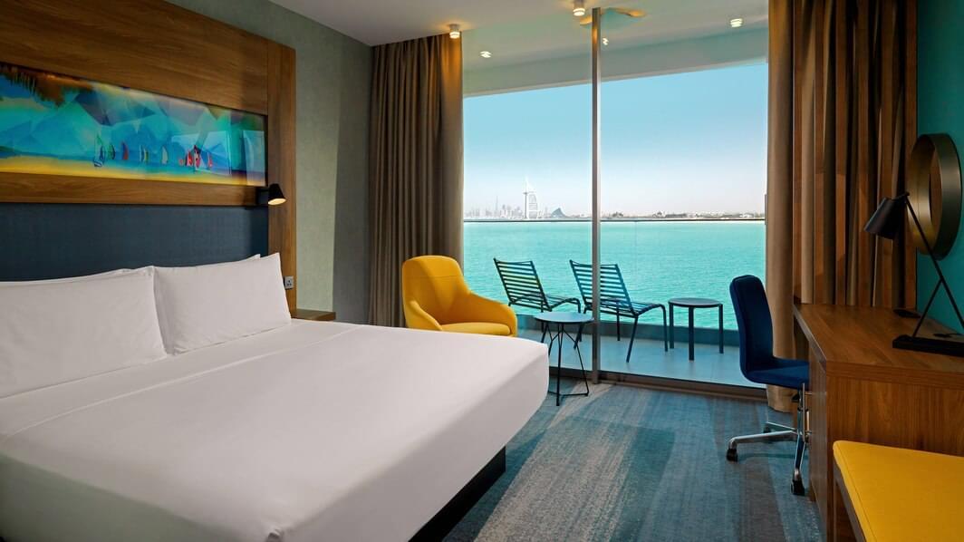 Aloft Sea View Room (King)