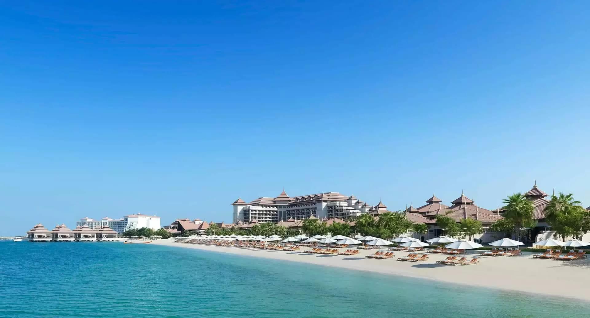 Anantara Dubai The Palm Resort & Spa 5*