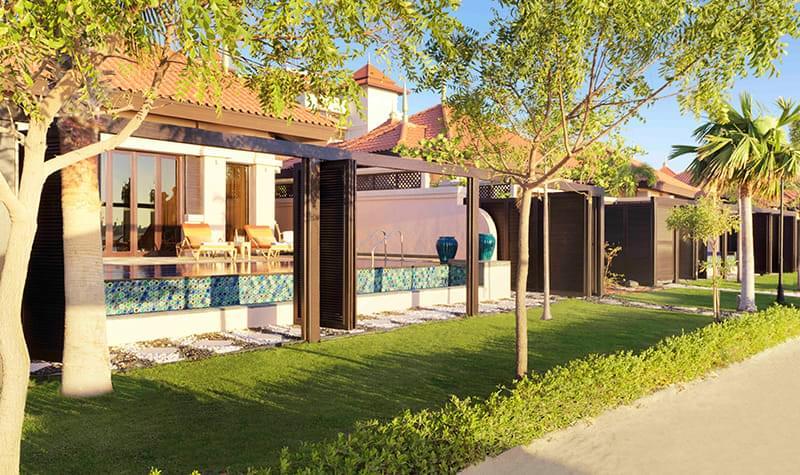 1-bedroom beach pool villa