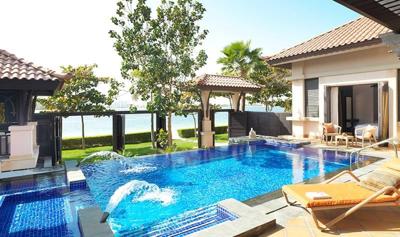 Anantara 2-bedroom beach pool villa