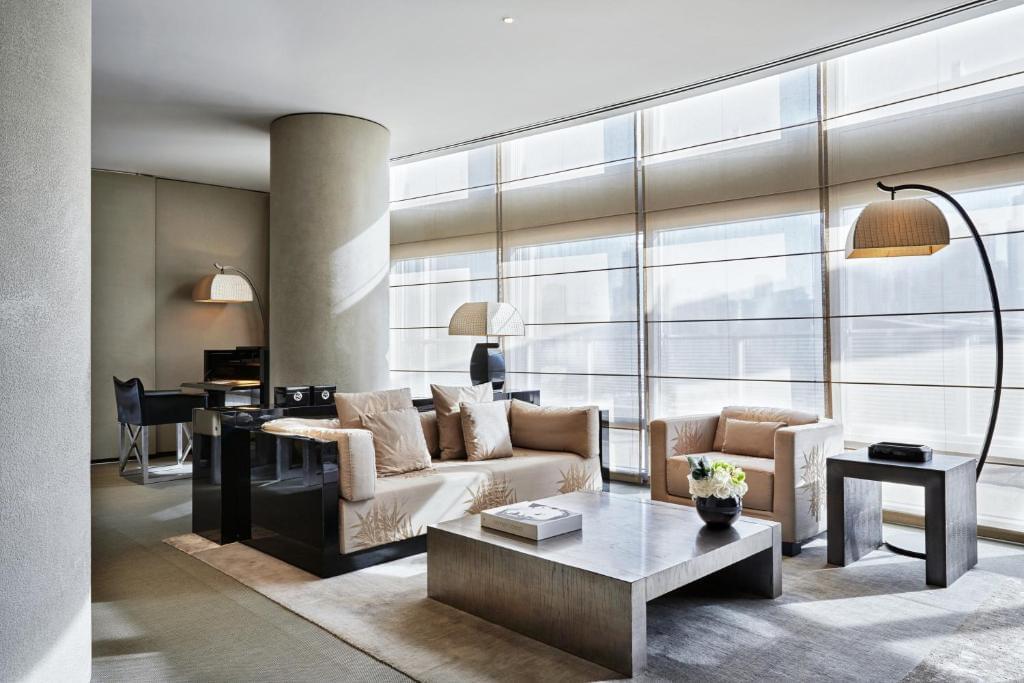 Armani Ambassador suite