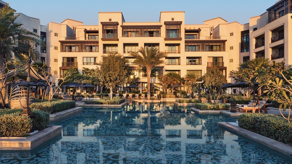 Madinat Jumeirah - Jumeirah Al Naseem 5*