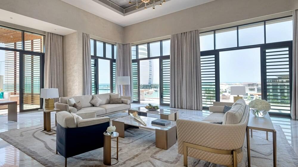Royal penthouse