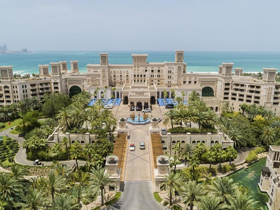 Madinat Jumeirah - Jumeirah Al Qasr 5*
