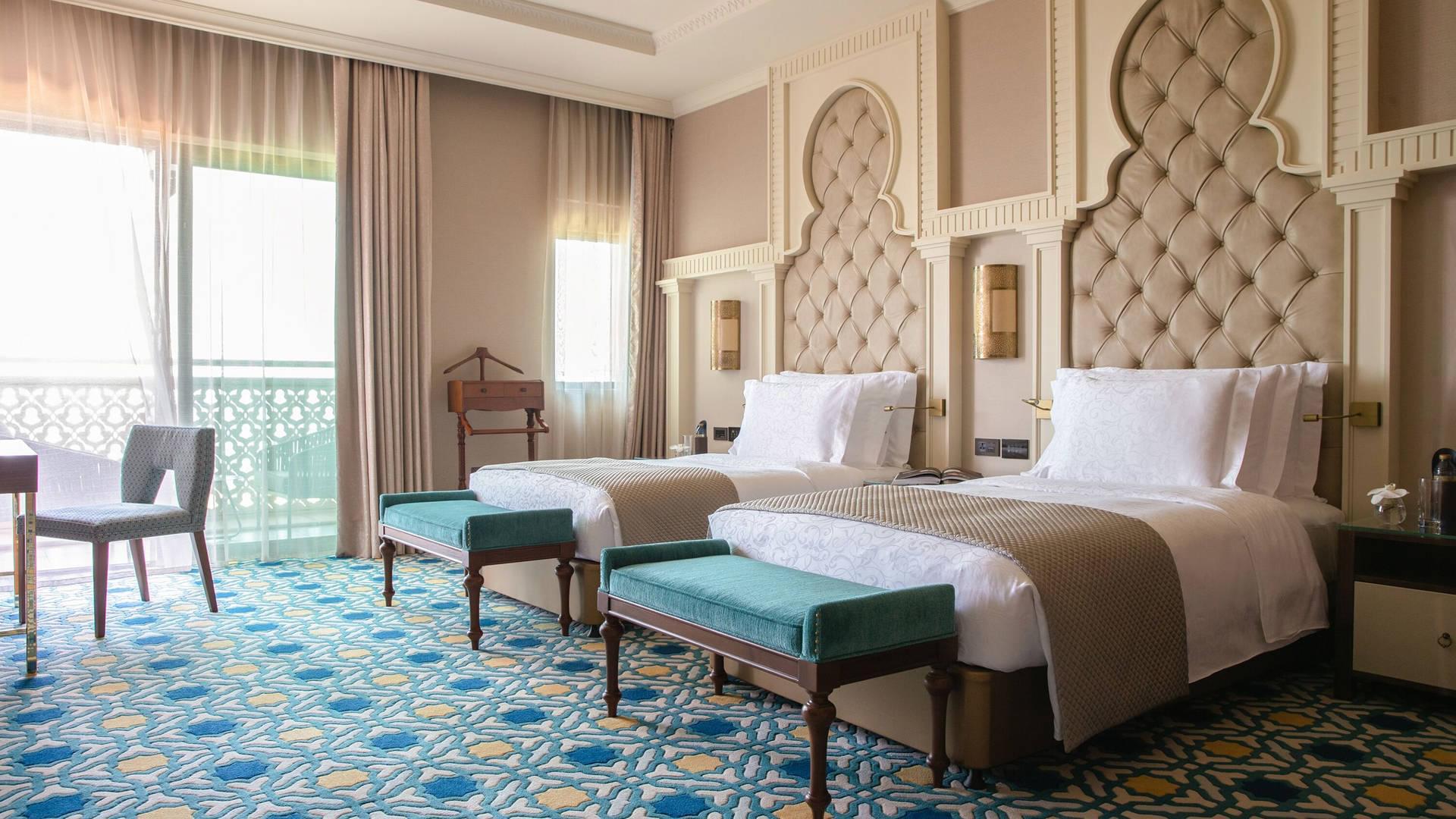 Presidentail suite 2-bedroom