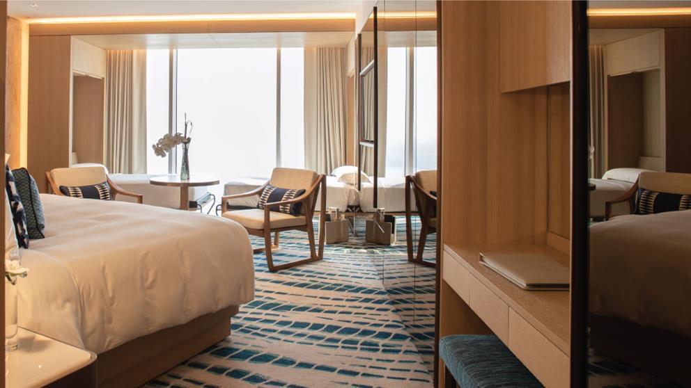 Ocean family deluxe room