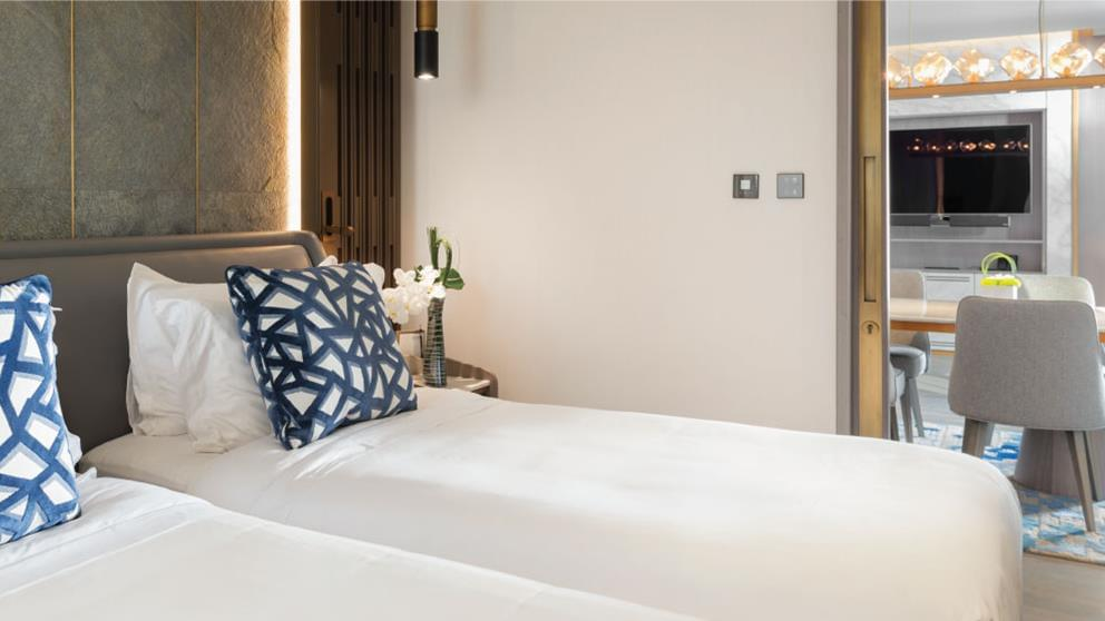 3-bedroom ocean suite