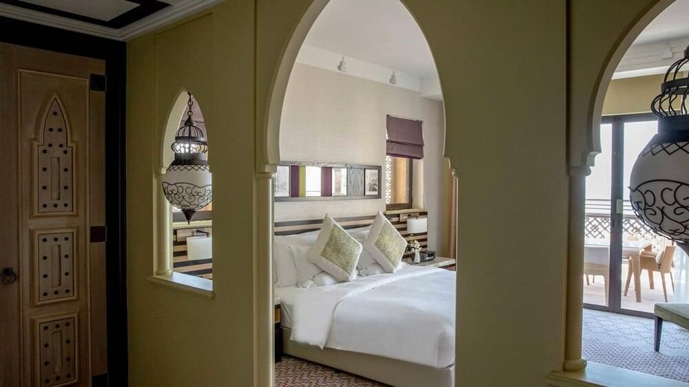 Arabian club room