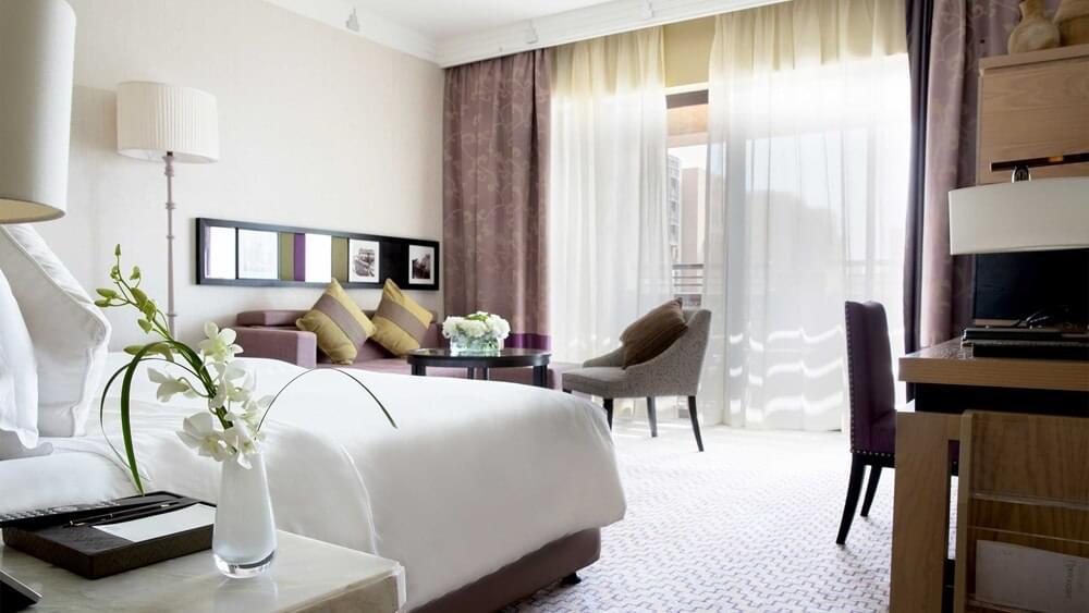 Arabian deluxe room