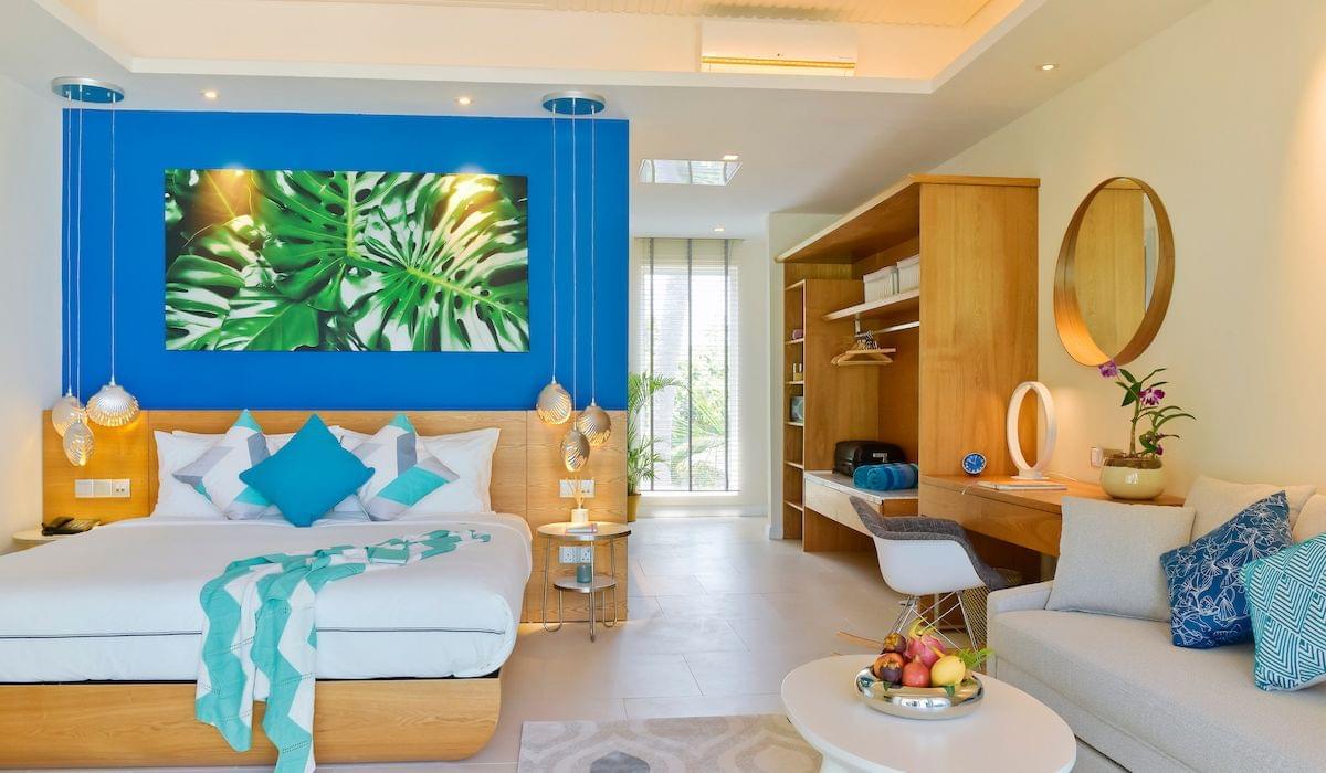 Family sky suite 2-bedroom (ex. Family sky studio)