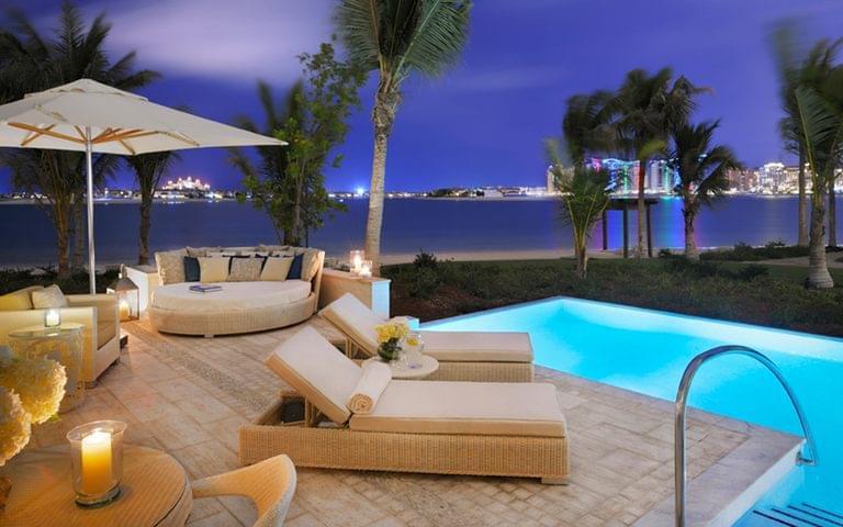 Palm beach pool junior suite