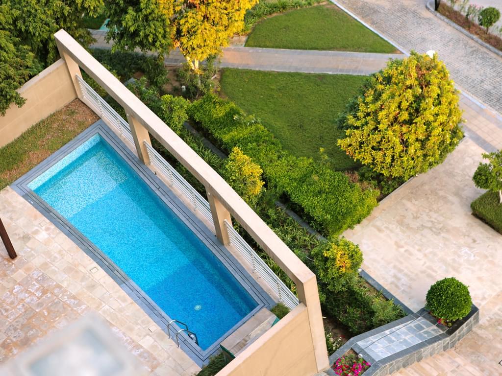 4 Bedroom Pool Suite