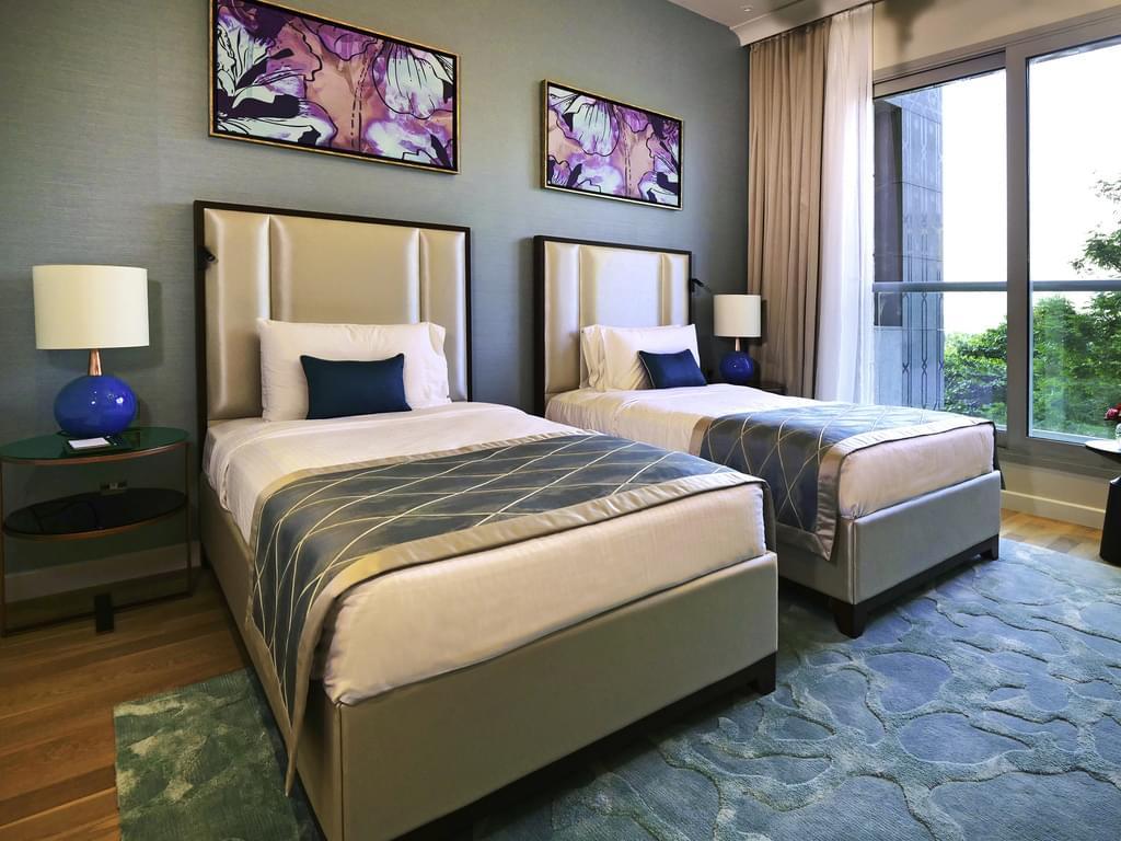 5 Bedroom Pool Suite